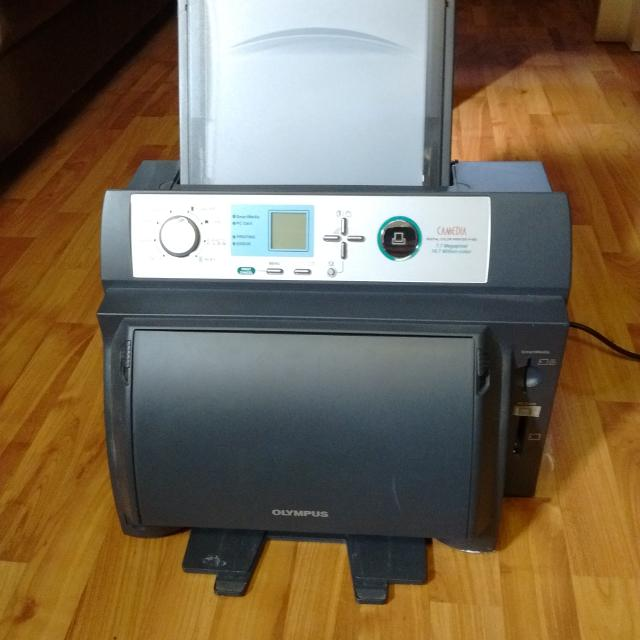 Best Olympus P400 Dye Sublimation Printer for sale in