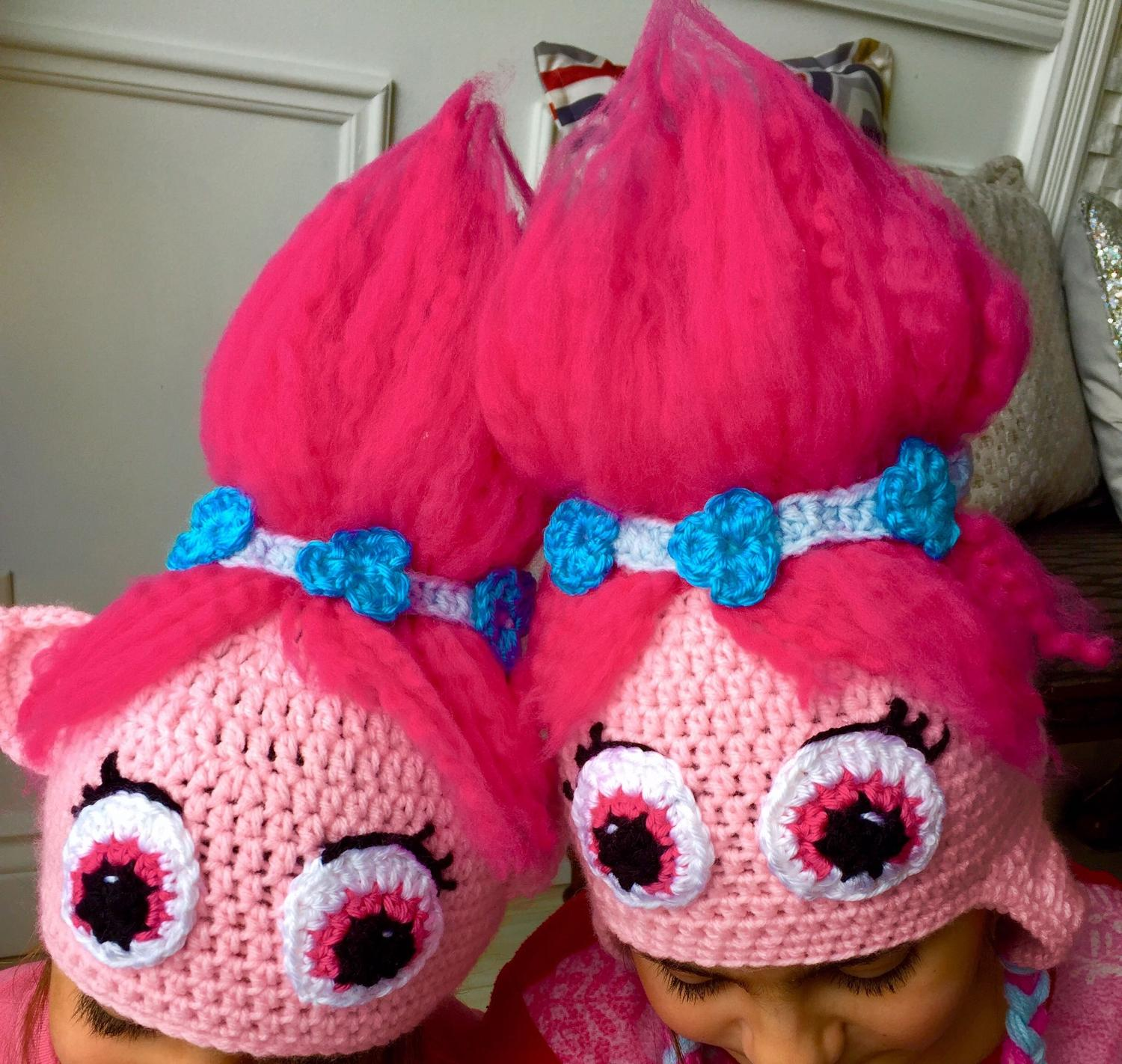 Best Crochet Trolls Hat And More For Sale In Laval Quebec For 2019