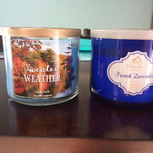 Find More Bath Body Works Candles Sweater Weather French