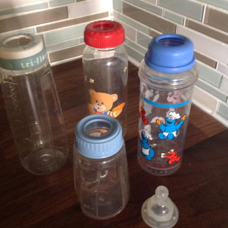 Baby bottles for sale  Canada