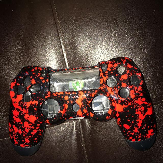 Ps4 shell