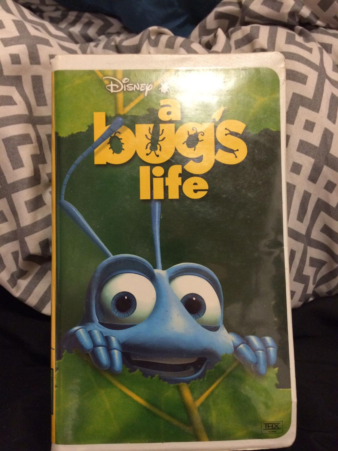 Best A Bugs Life Vhs Tape For Sale In Oshawa Ontario For 2020