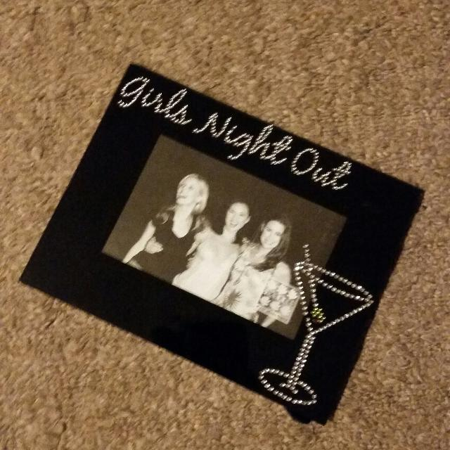 Find more New Girls Night Out Frame 4x6 for sale at up to 90% off
