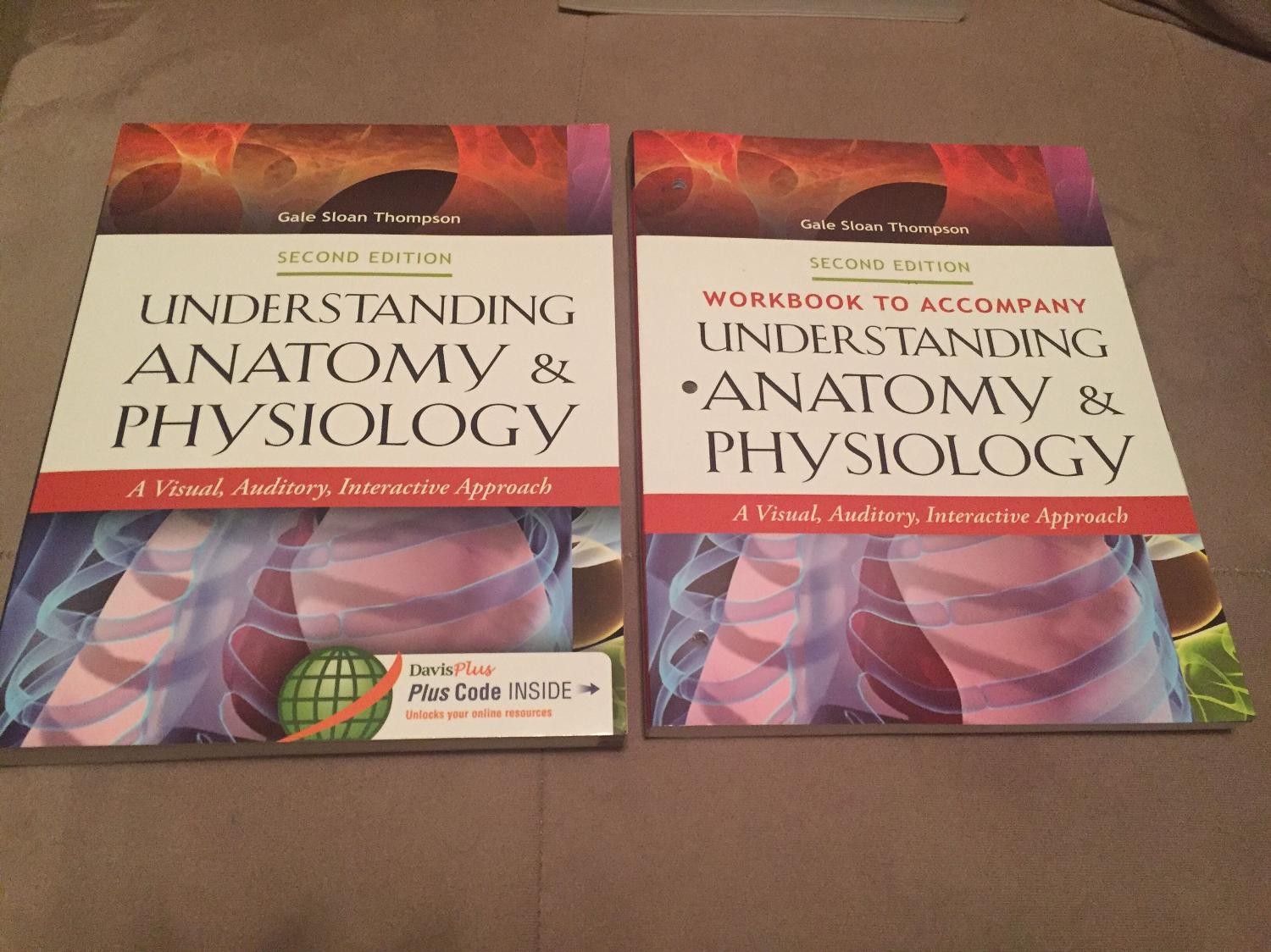 Ungewöhnlich Understanding Anatomy And Physiology A Visual Auditory ...