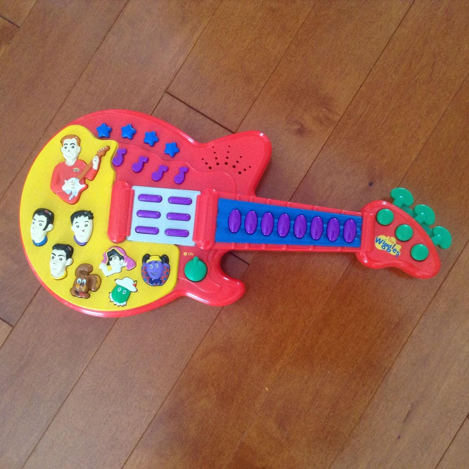 The Wiggles Toy Guitar
