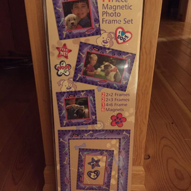 Find More Never Used Magnetic Frames Fun For Lockers Fridges