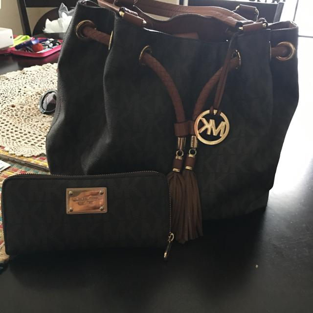 110838da2a4461 Best Original Mk Hand Bag And Wallet for sale in Friendswood, Texas for 2019