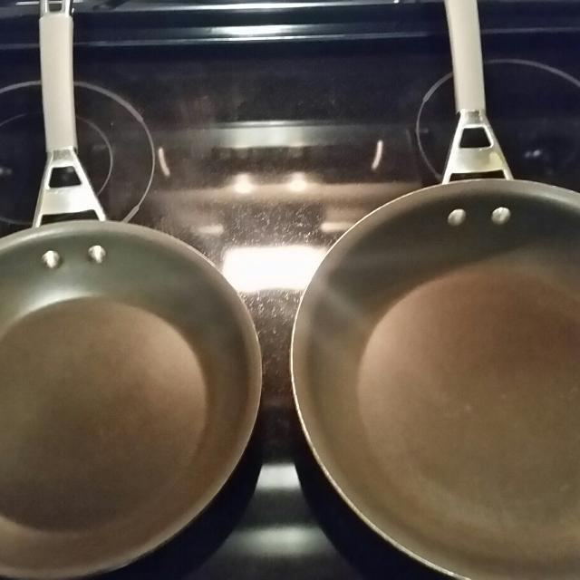Guc Kirkland Signature Professional Quality Frying Pan Set