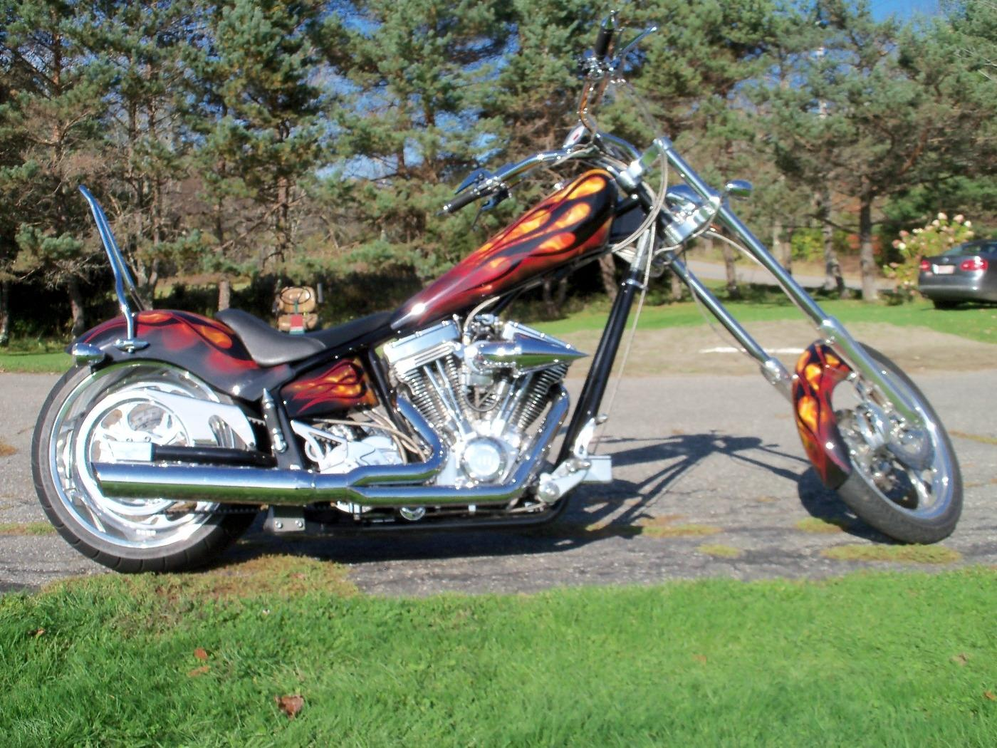 06 American Ironhorse Texas Chopper