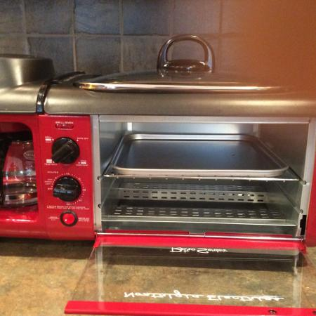 Ignitor westinghouse oven freestanding gas the separate grilling