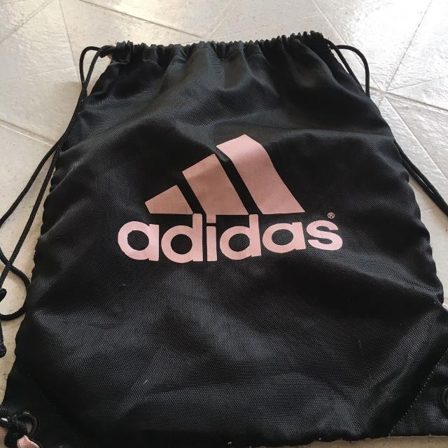 32d1c1c83ef Find more Adidas Pull String Bag With Two Different Colors On Both ...