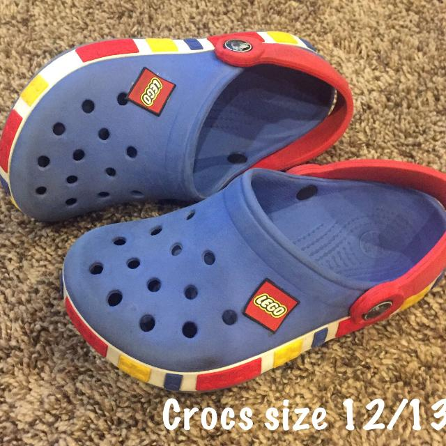 805b2b07488a Find more Boys Lego Crocs Size 12 13 for sale at up to 90% off