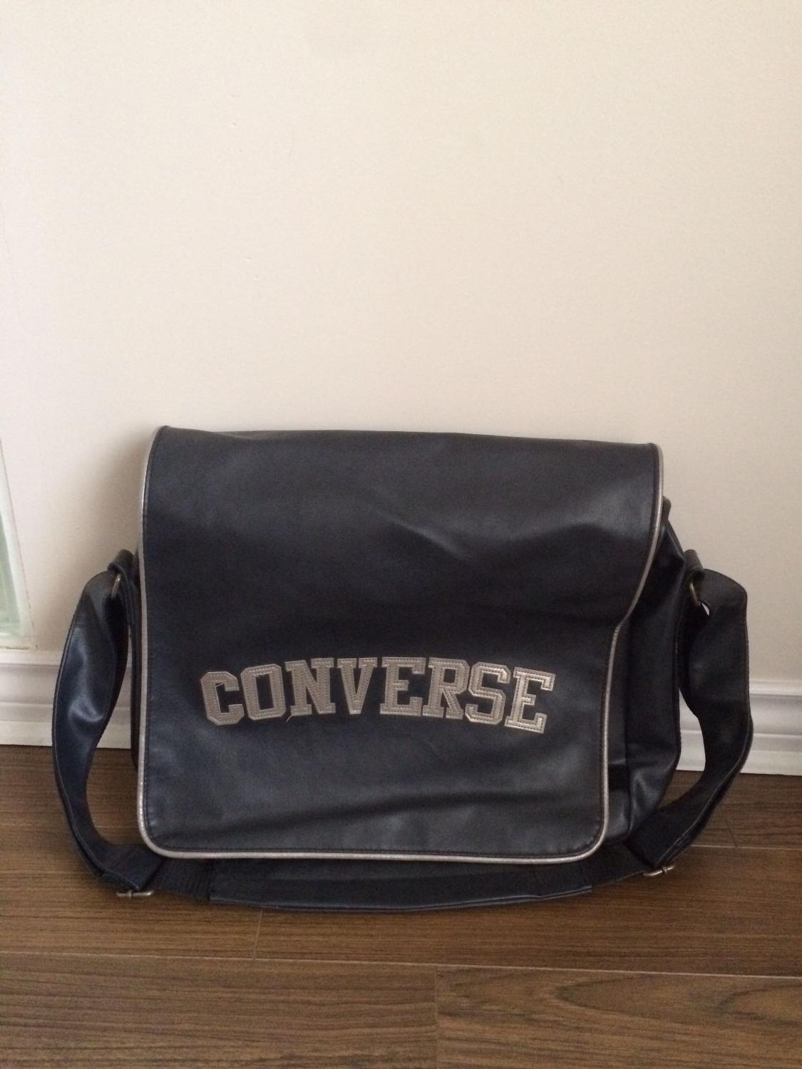 abf87bd2a3c Best Grey Converse Messenger Bag for sale in Vancouver, British Columbia  for 2019