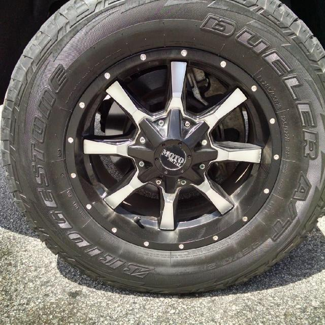Best Moto Metals And 285 65r18 35 Tread For Sale In Mcdonough