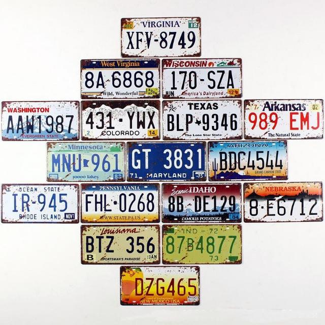 License Plates In Parker, Colorado For 2019