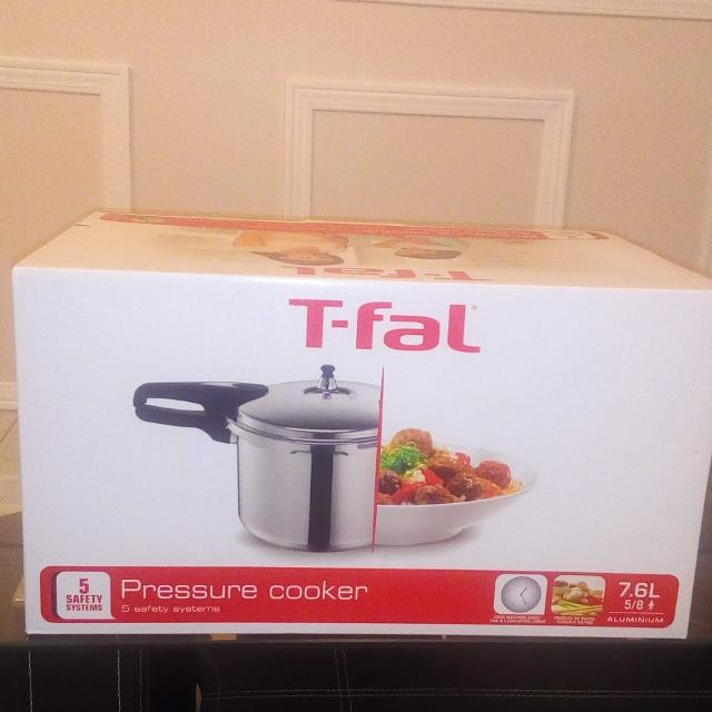 Best T Fal Pressure Cooker 76l For Sale In Etobicoke Ontario For 2018