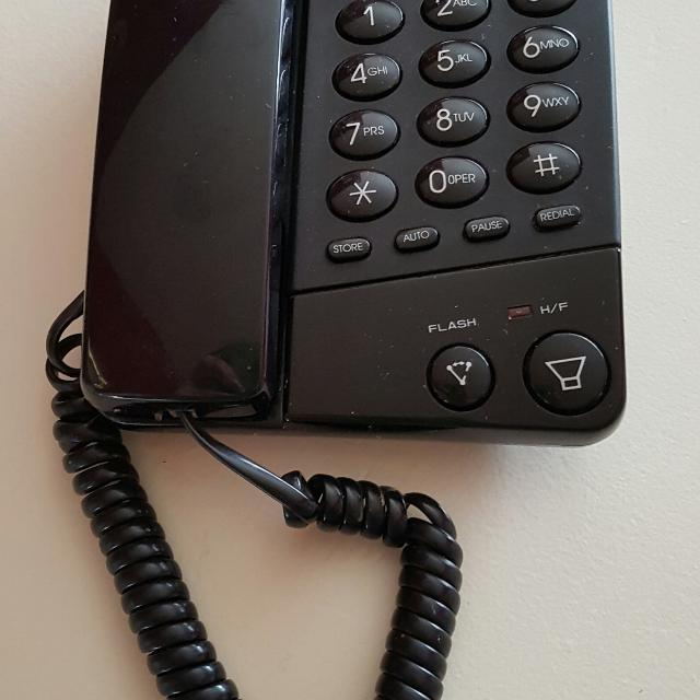 TELEMAX Touch-tone phone