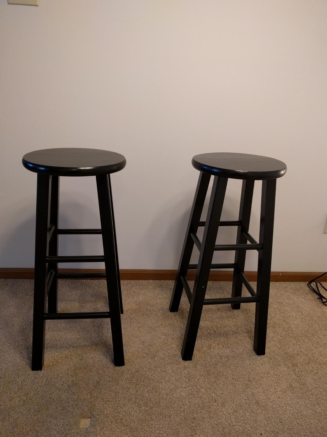 Best Bar Stool Set Of 2 For Sale In St Charles Missouri For 2018