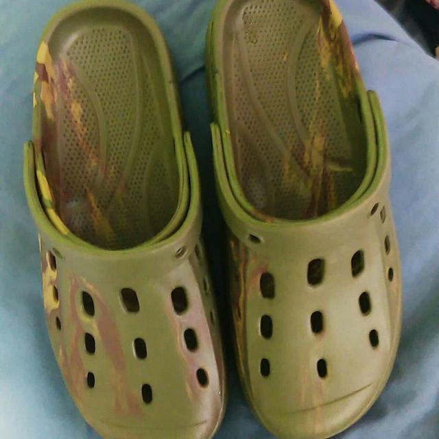 dd3df40ca Best Mens Fake Crocs Camo Size M Mens for sale in Griffin