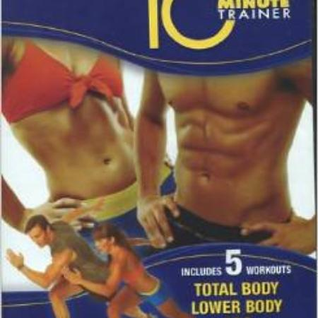 Tony Horton 10-Minute Trainer DVD for sale  Canada