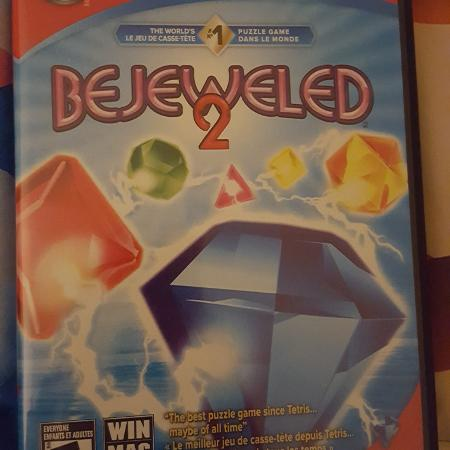 Bejeweled computer game for PC and Mac for sale  Canada
