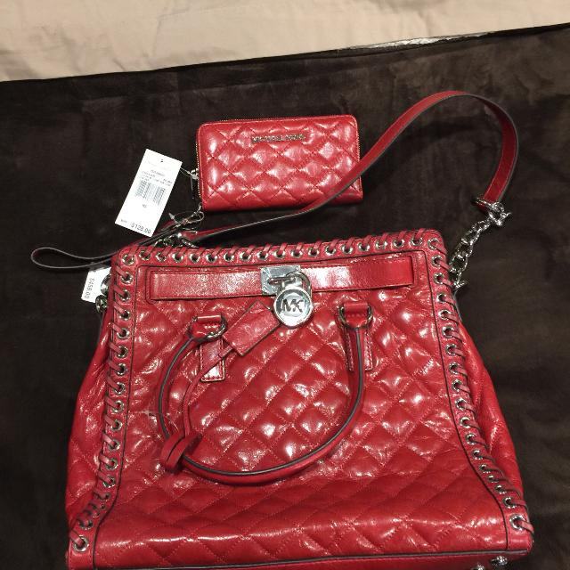 3473e4e056f6 Best Michael Kors Purse With Matching Wallet for sale in Brazoria County,  Texas for 2019
