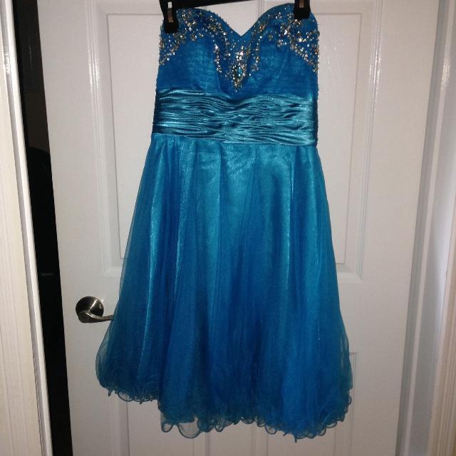 28f35d86aa Best Blue Grade 8 Grad Dress for sale in Oshawa