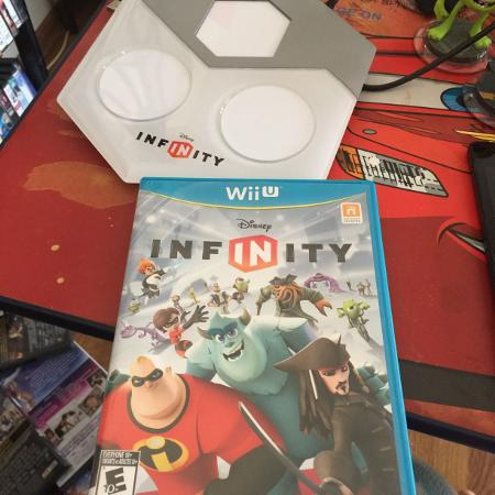 Disney Infinity (Just Game)(Nintendo... for sale  Canada