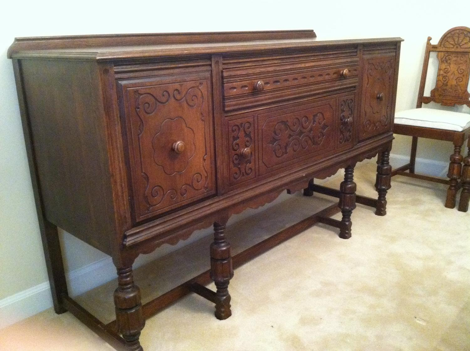 Find More Sideboard 1920 39 S For Sale At Up To 90 Off Sumter Sc
