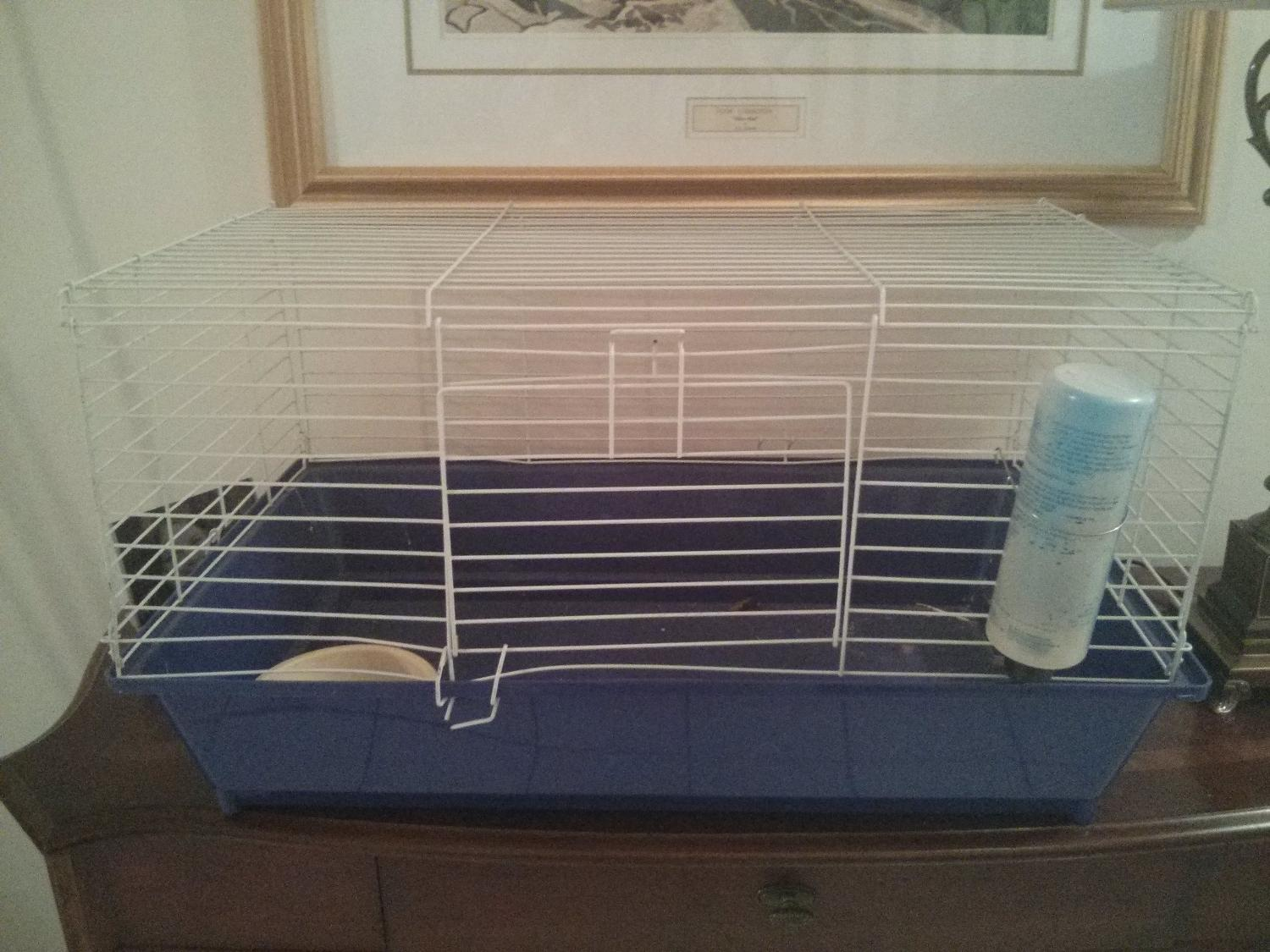 Find more guinea pig or small rabbit cage and fish tank for Small guinea pig cages for sale
