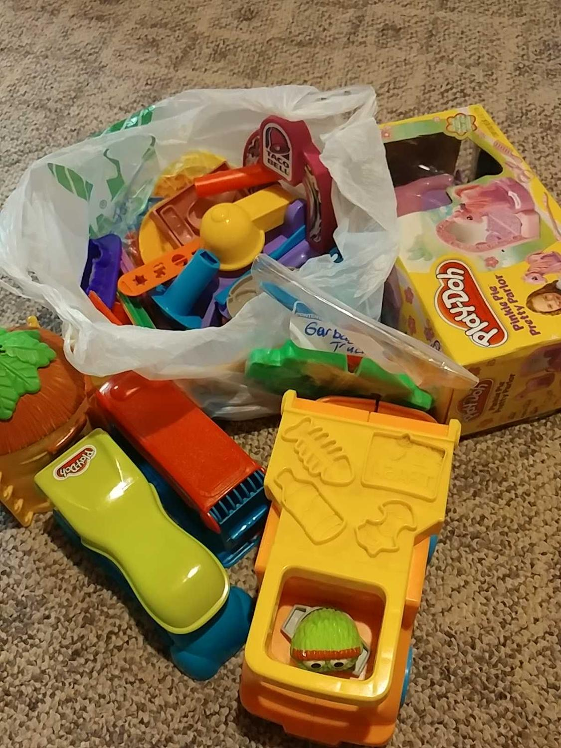 Toys For Trucks Menasha : Find more misc play doh for sale at up to off