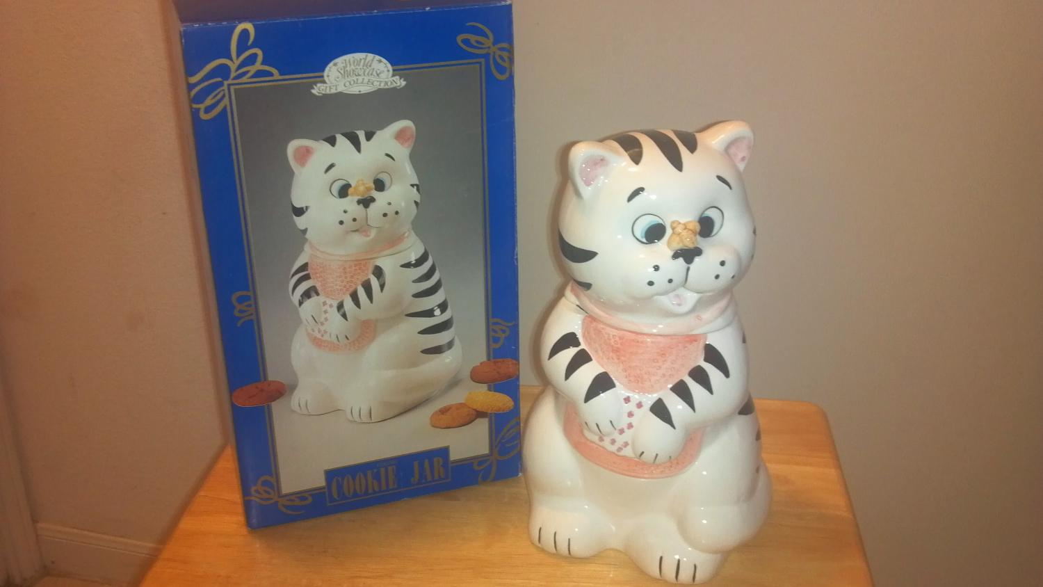 Best Cat Cookie Jar For Sale In Nashville Tennessee For 2017