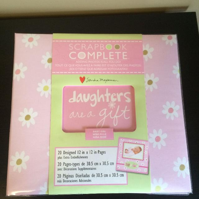 Best Brand New Scrapbooking Kit From Michaels Craft Store For Sale