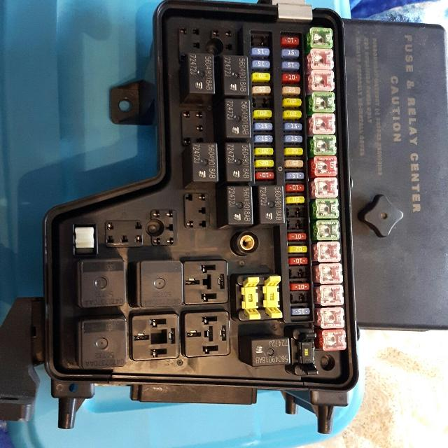 best genuine mopar dodge ram 1500 tipm fuse box for sale in oshawa, ontario  for 2019
