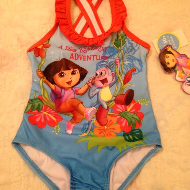 5248df32dacd0 Best Dora Bathing Suit for sale in Le Flore County, Oklahoma for 2019