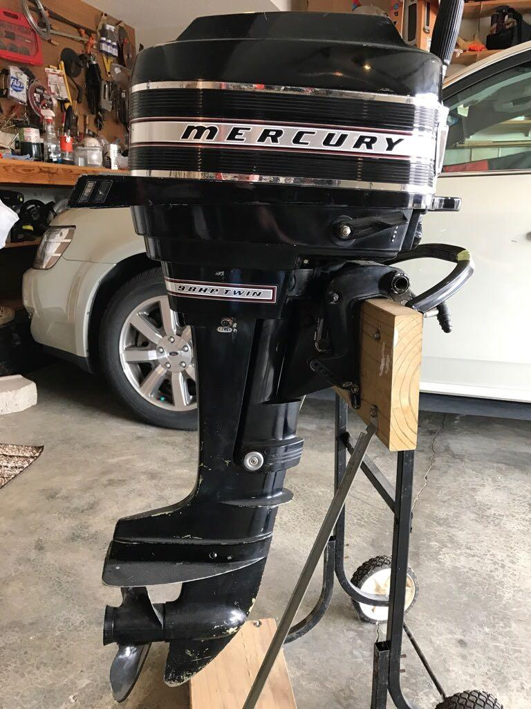 Find more 1967 mercury outboard motor for sale at up to 90 for Mercury outboard motor for sale