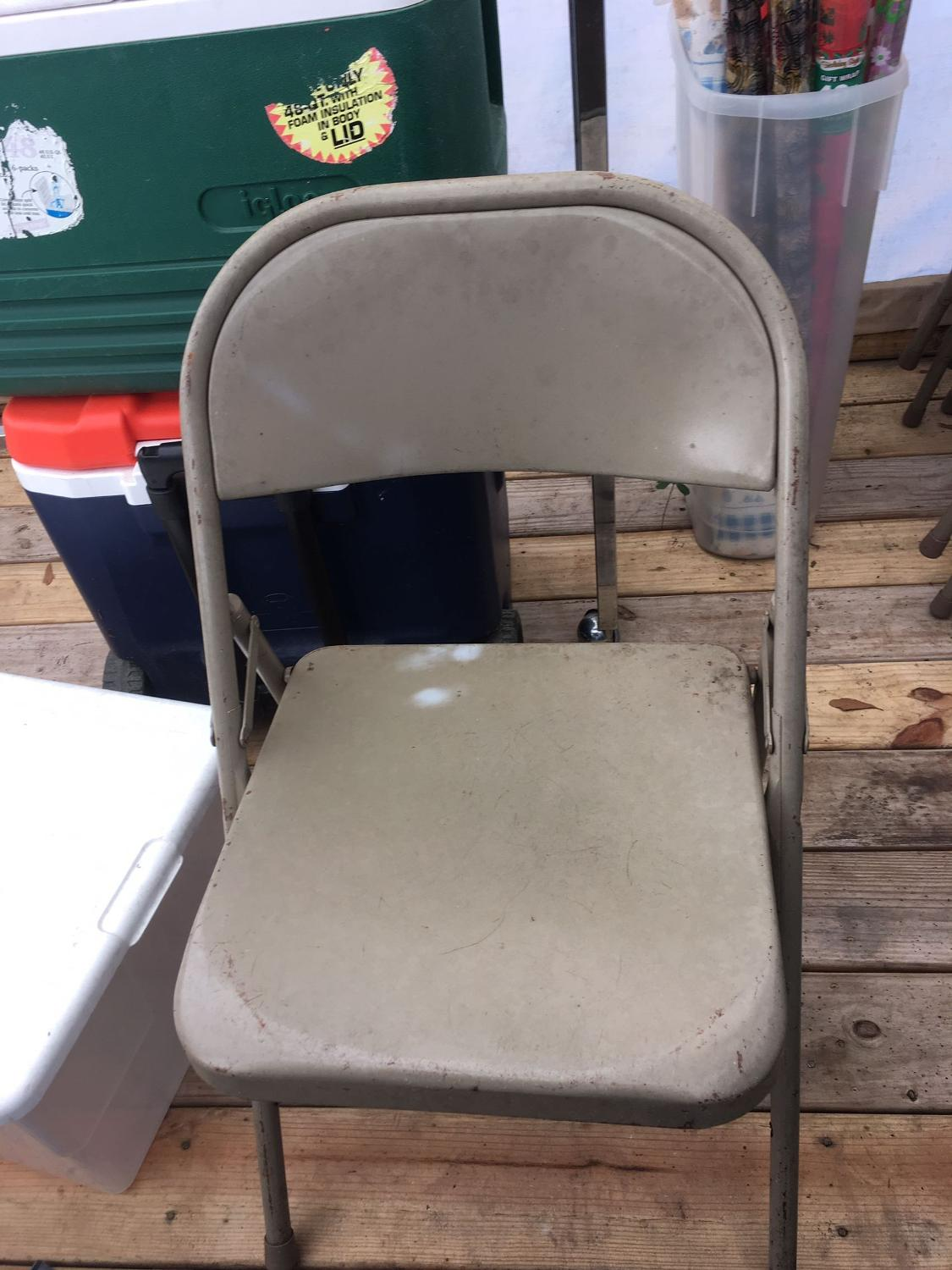 Find More 8 Metal Chairs For Sale At Up To 90 Off Sumter Sc