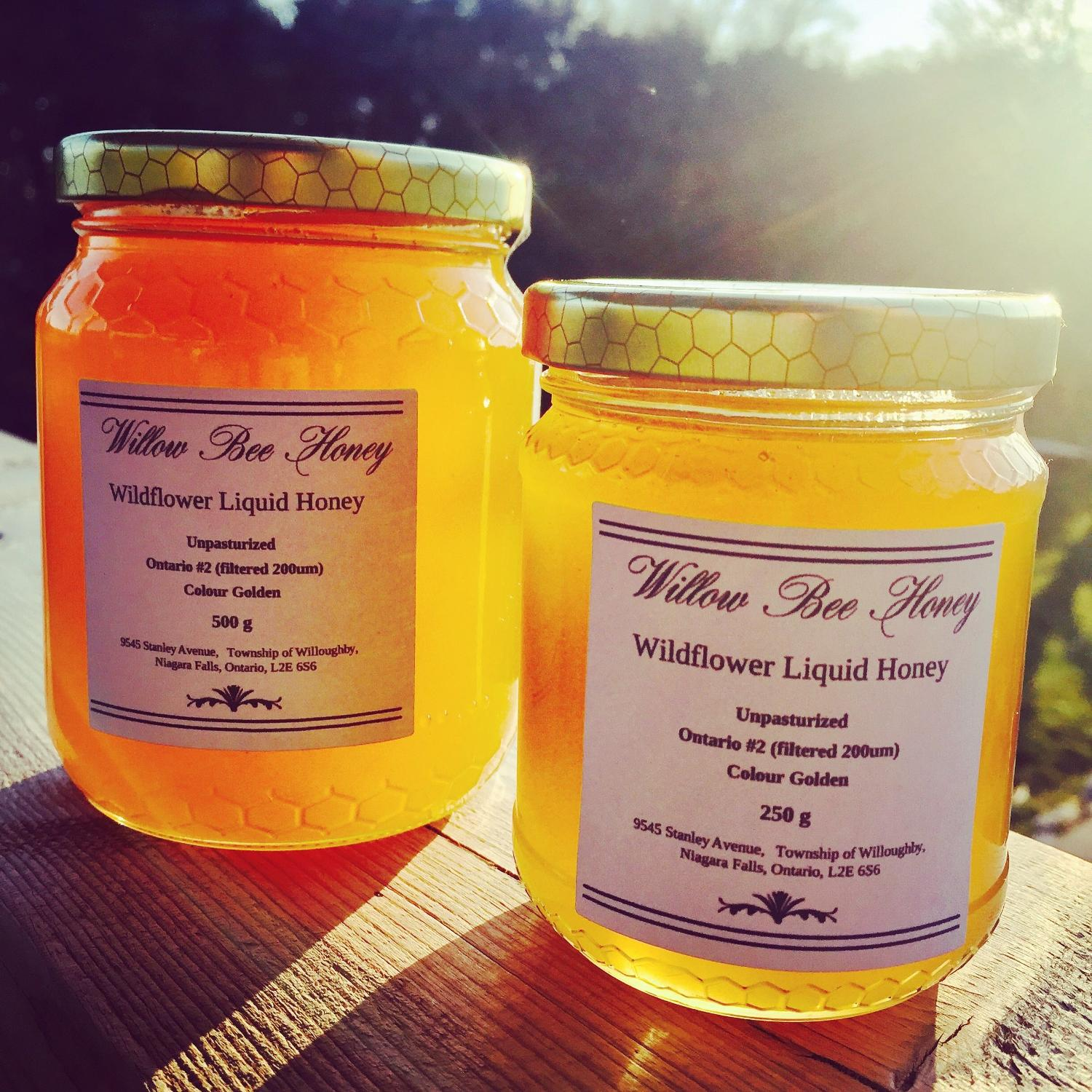 Where can i buy unpasteurized honey