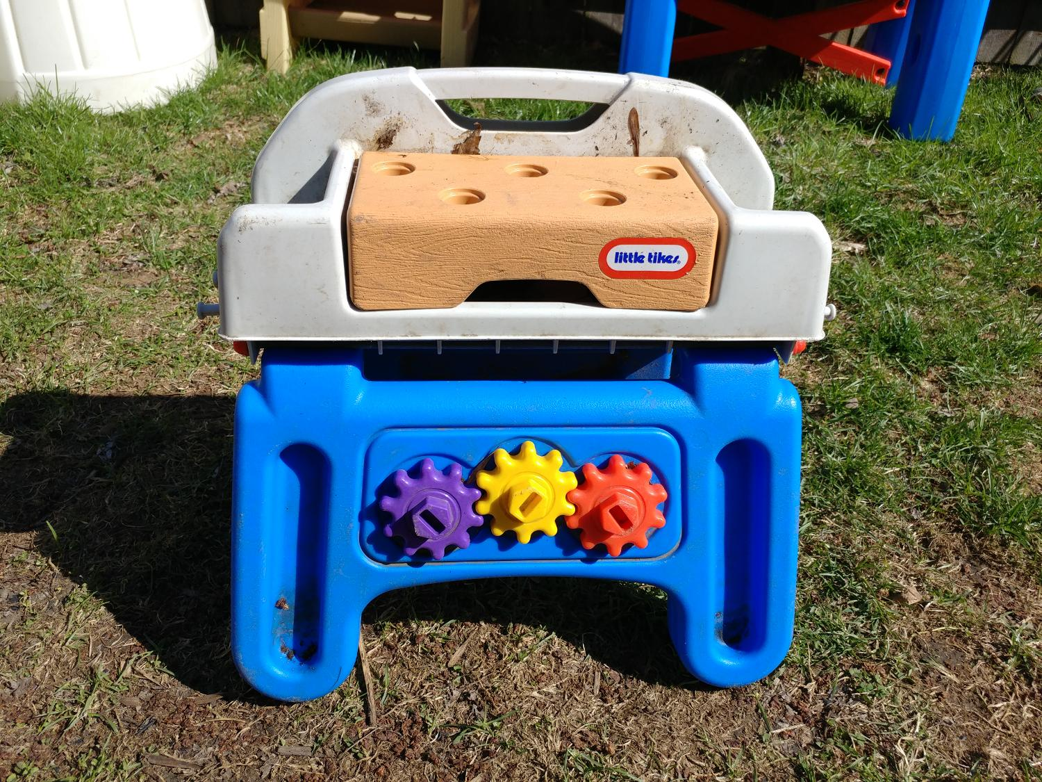 find more little tikes toddler work bench for sale at up