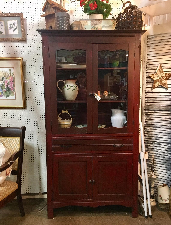 Find More Vintage Primitive Hutch For Sale At Up To 90 Off Huntersville Nc