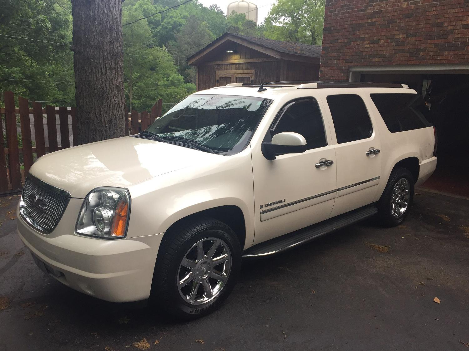 find more 2009 gmc yukon xl denali for sale at up to 90 off mountain brook al. Black Bedroom Furniture Sets. Home Design Ideas