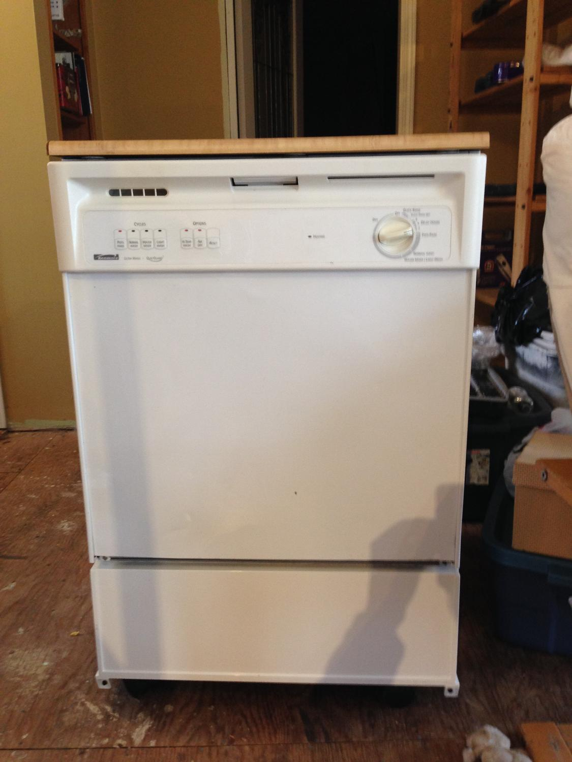 Find more Kenmore Portable Dishwasher for sale at up to 90% off ...