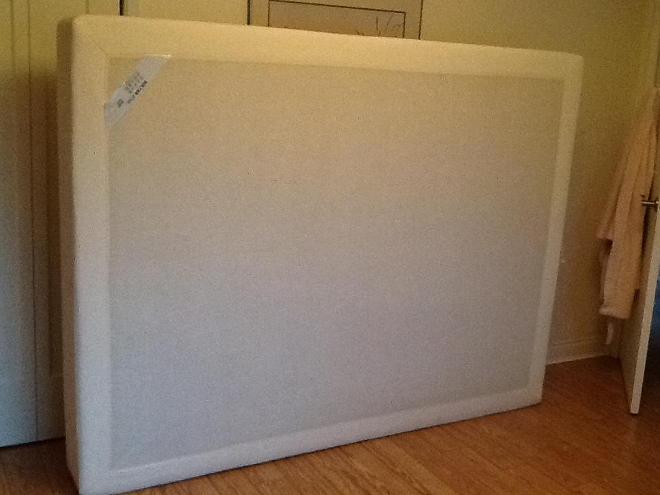 Find more queen ikea bed box spring for sale at up to 90 for Ikea bed with box spring