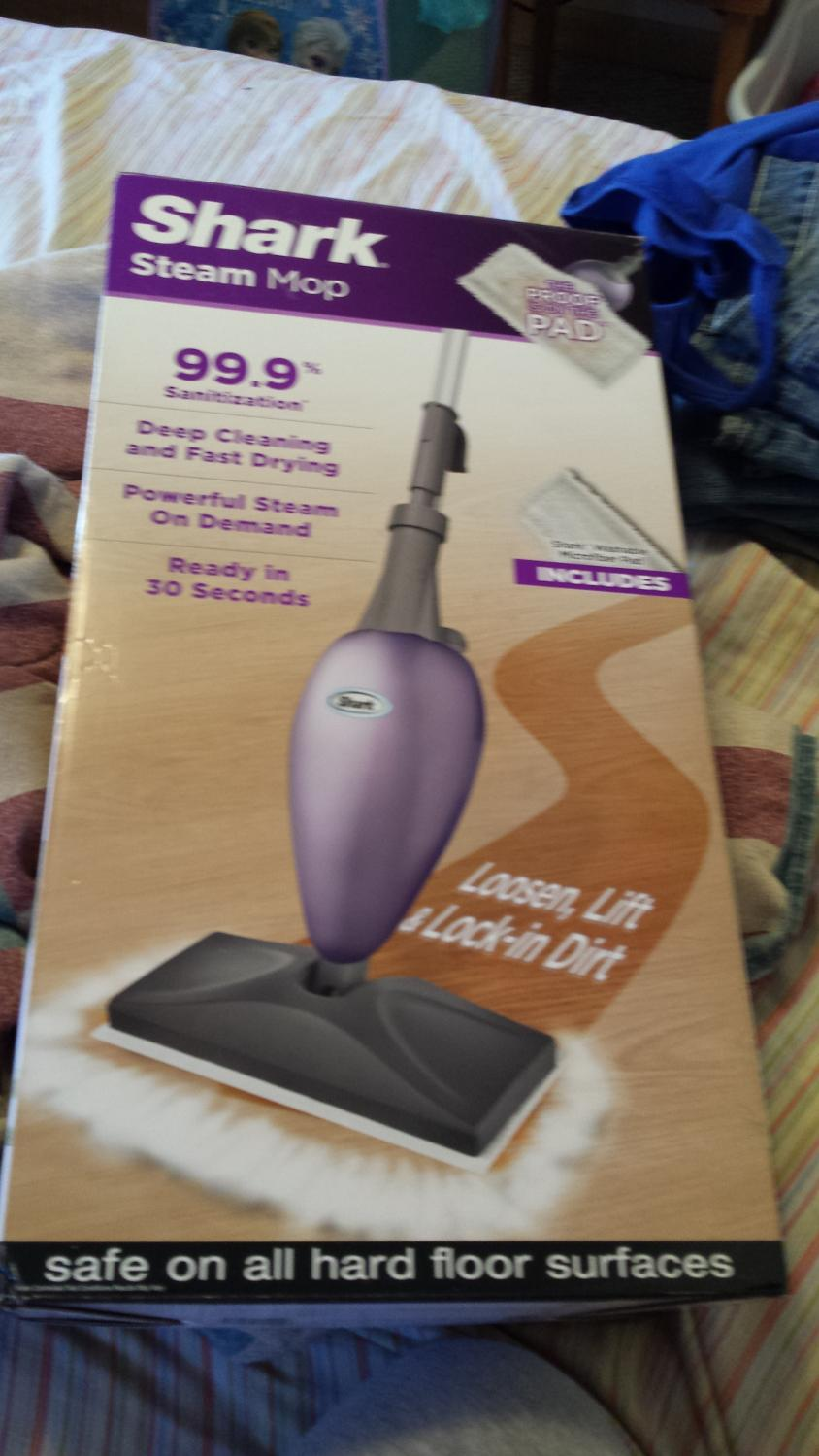 10 in 1 steam mop instructions