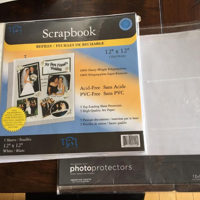 Best Scrapbook Refill Pages For Sale In Kincardine Ontario For 2018