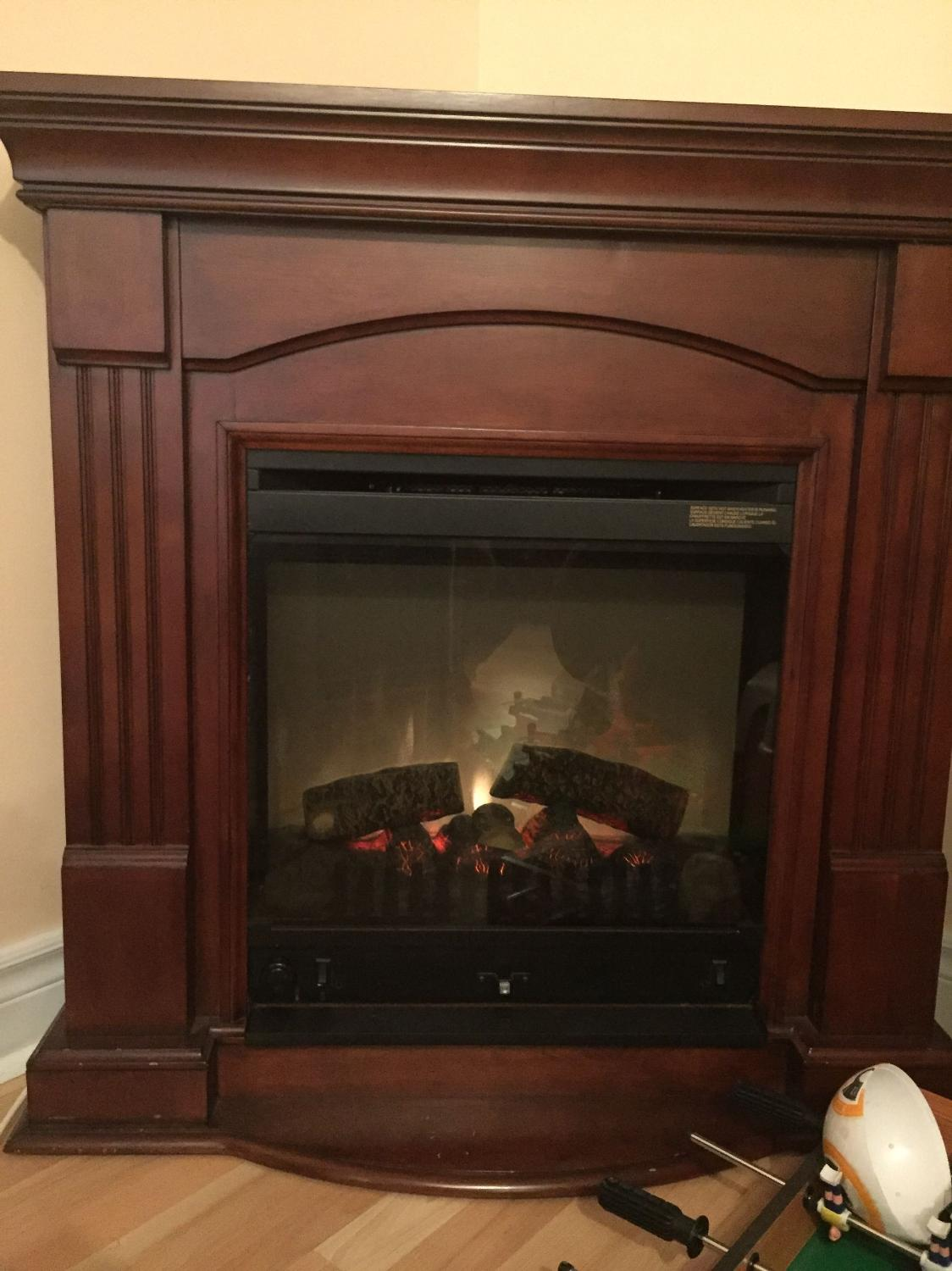 Find More Electric Fireplace Corner Unit For Sale At Up
