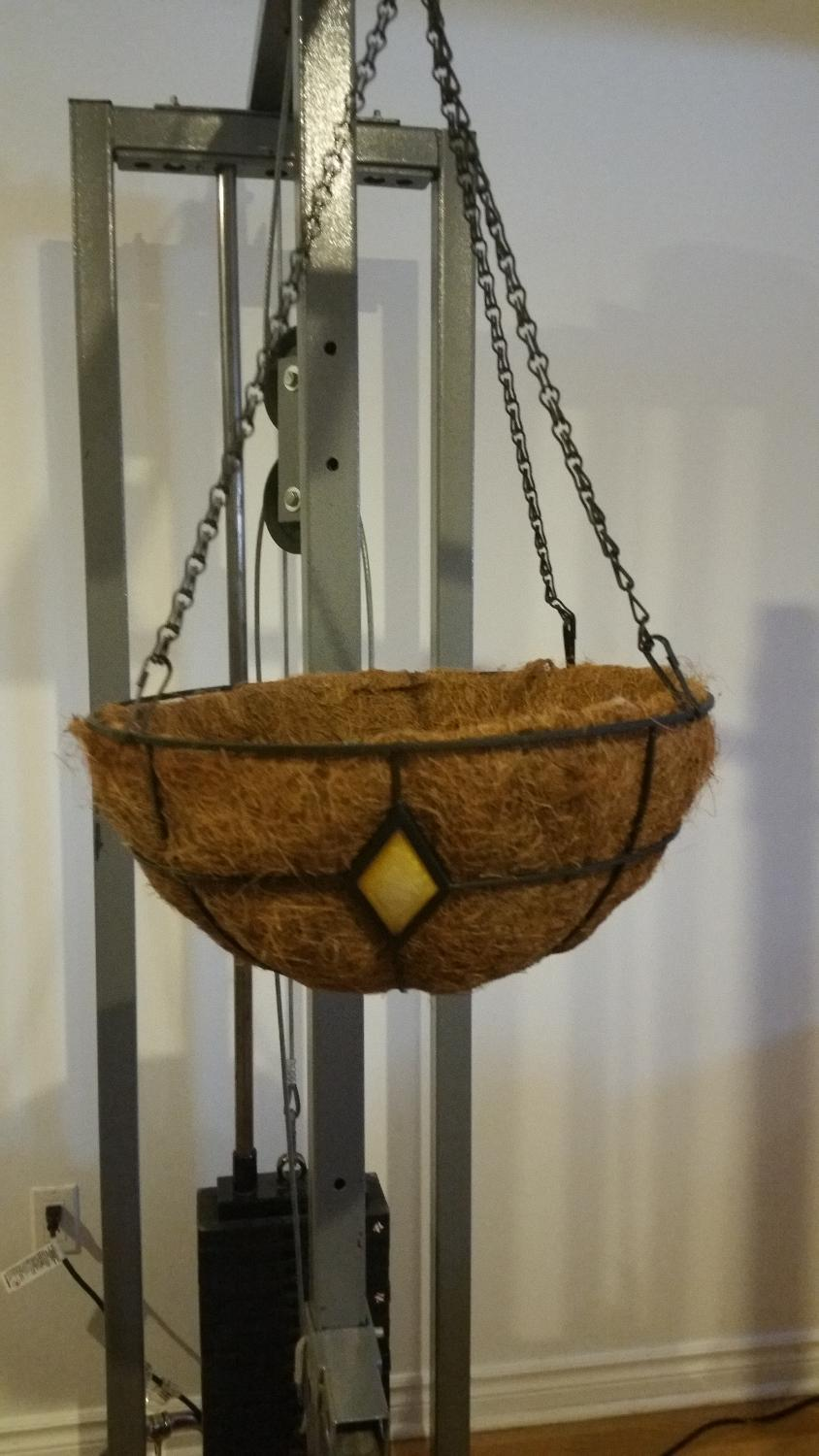 Who Has Hanging Flower Baskets On Sale : Find more two hanging plant baskets with coco liner for