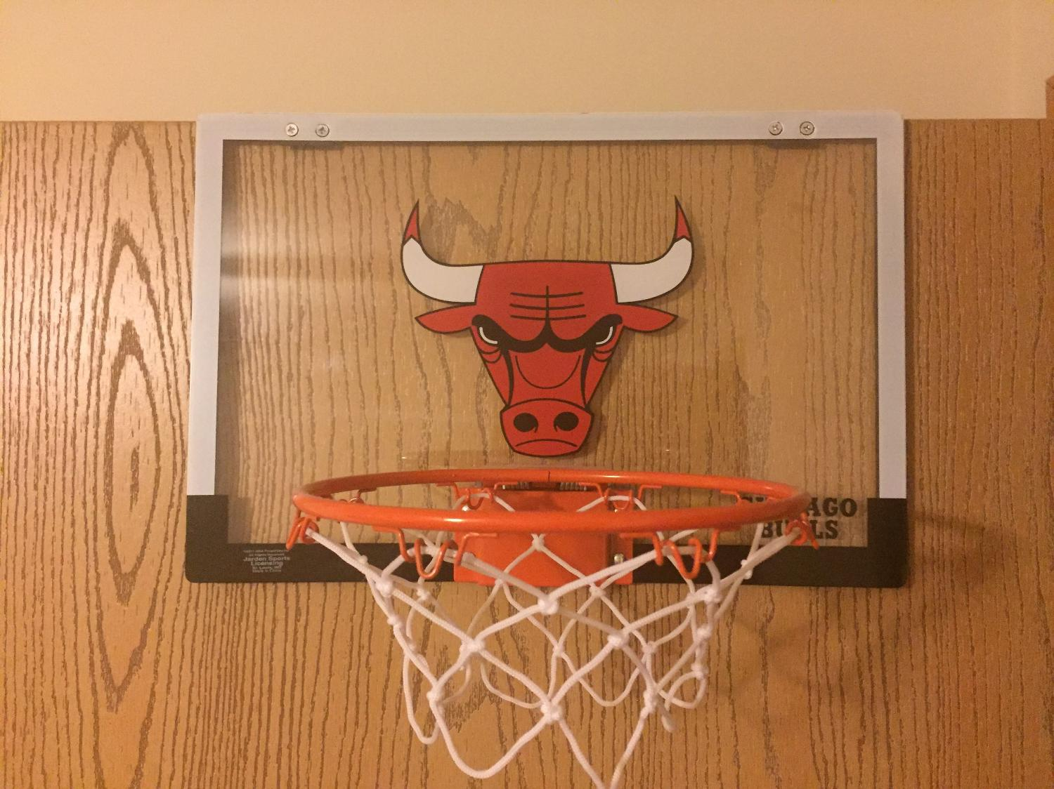 Find more nba game on indoor basketball hoop for sale at for Basketball hoop inside garage