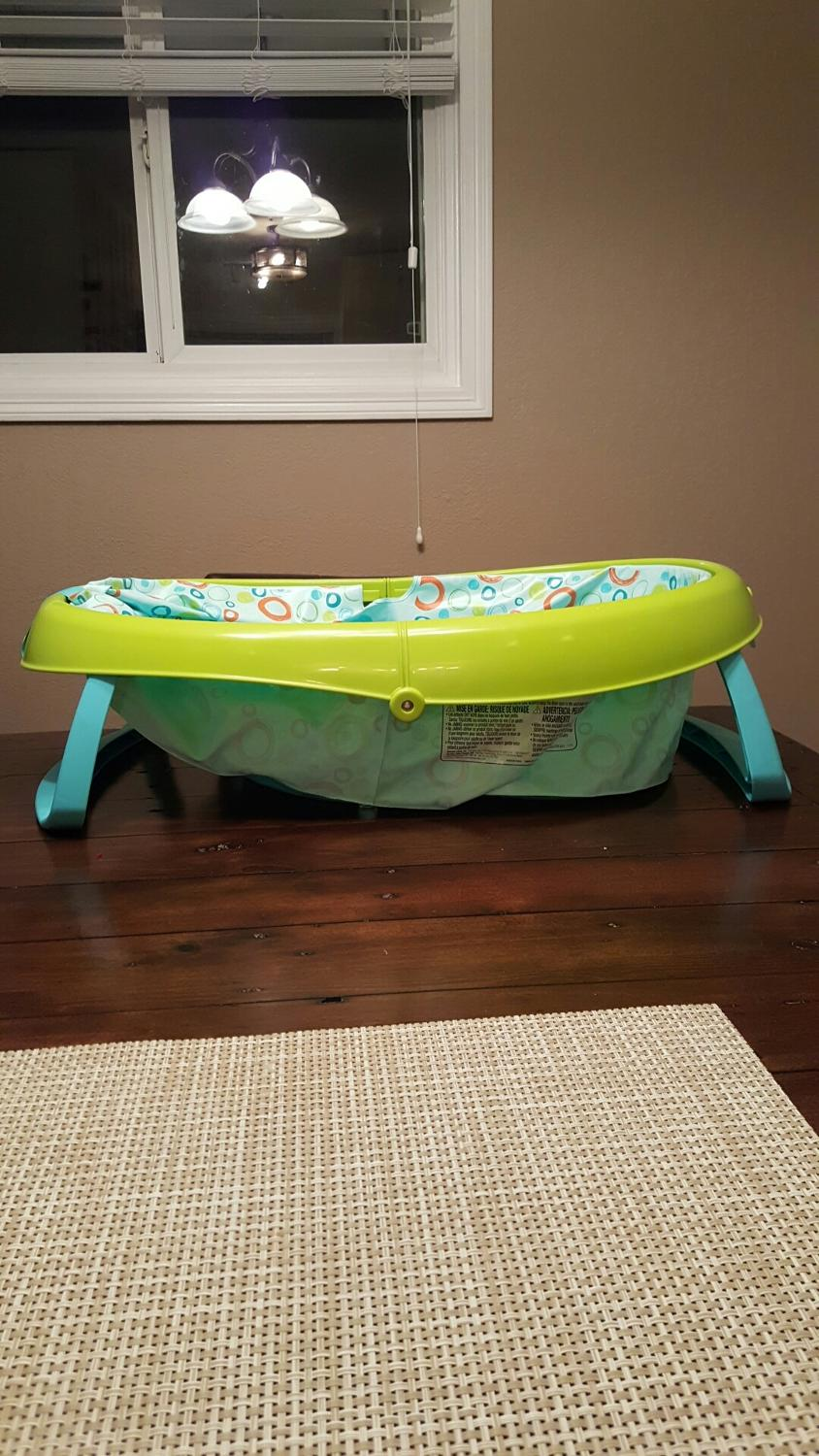 Collapsible Baby Bathtub. art collapsible baby bath. boon naked 2 ...