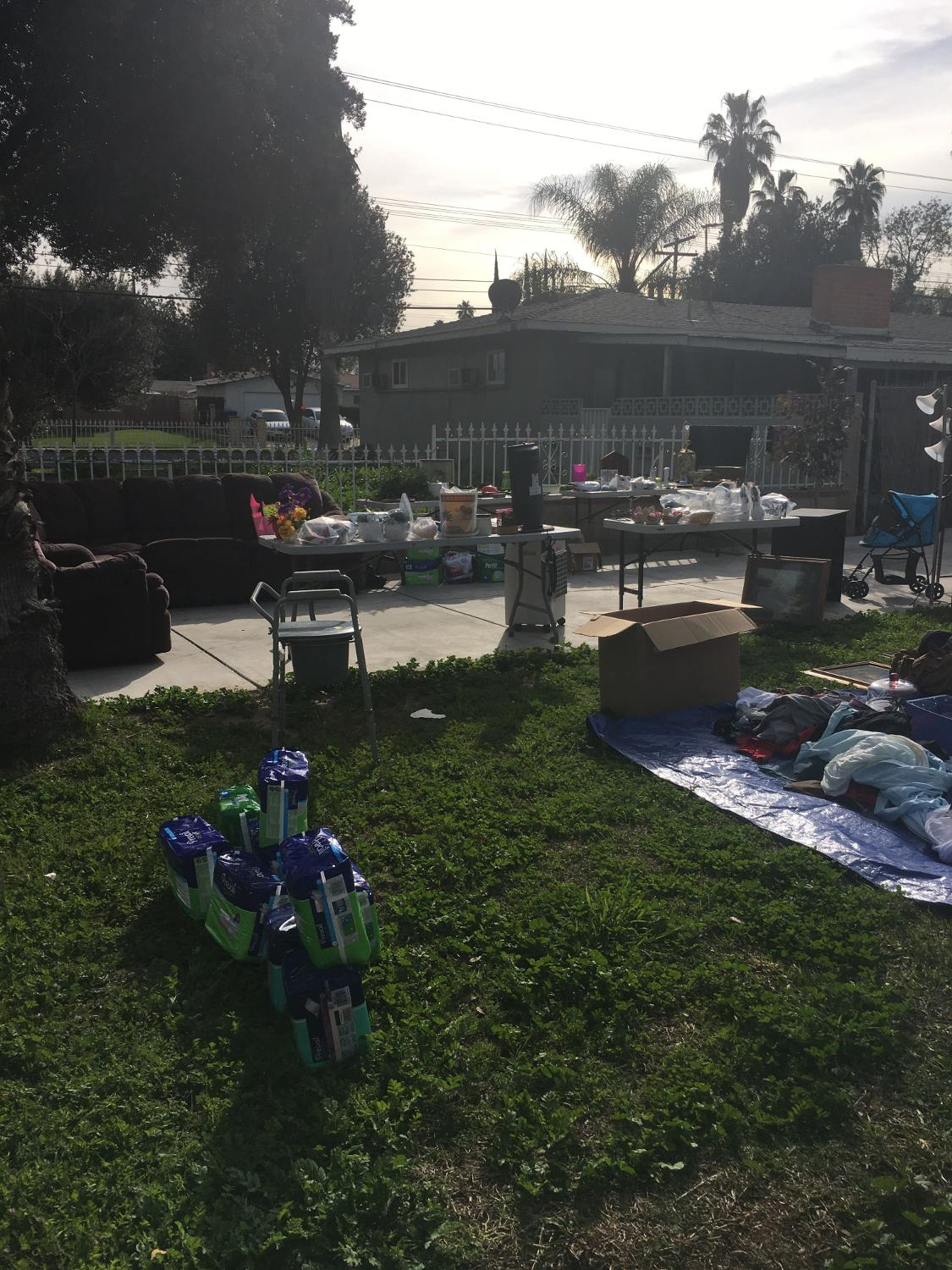 Best Massive Yard Sale For Sale In Menifee California For 2017